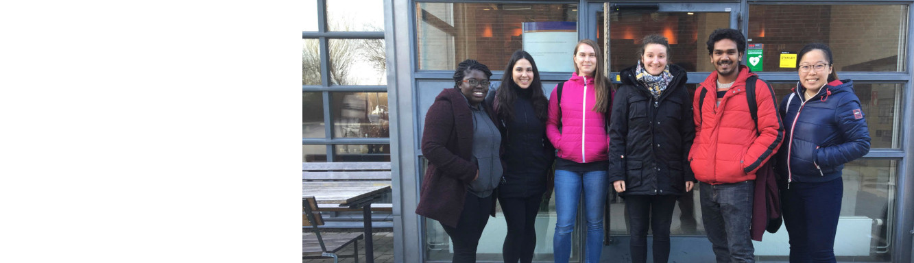 Diabetes Research <br>  An Introductory Course in Lund - The first 6 HRD PhD students joined an introductory post-graduate course at the Lund Diabetes Center for one week, March 25th-29th, 2019, as part of their graduate studies.